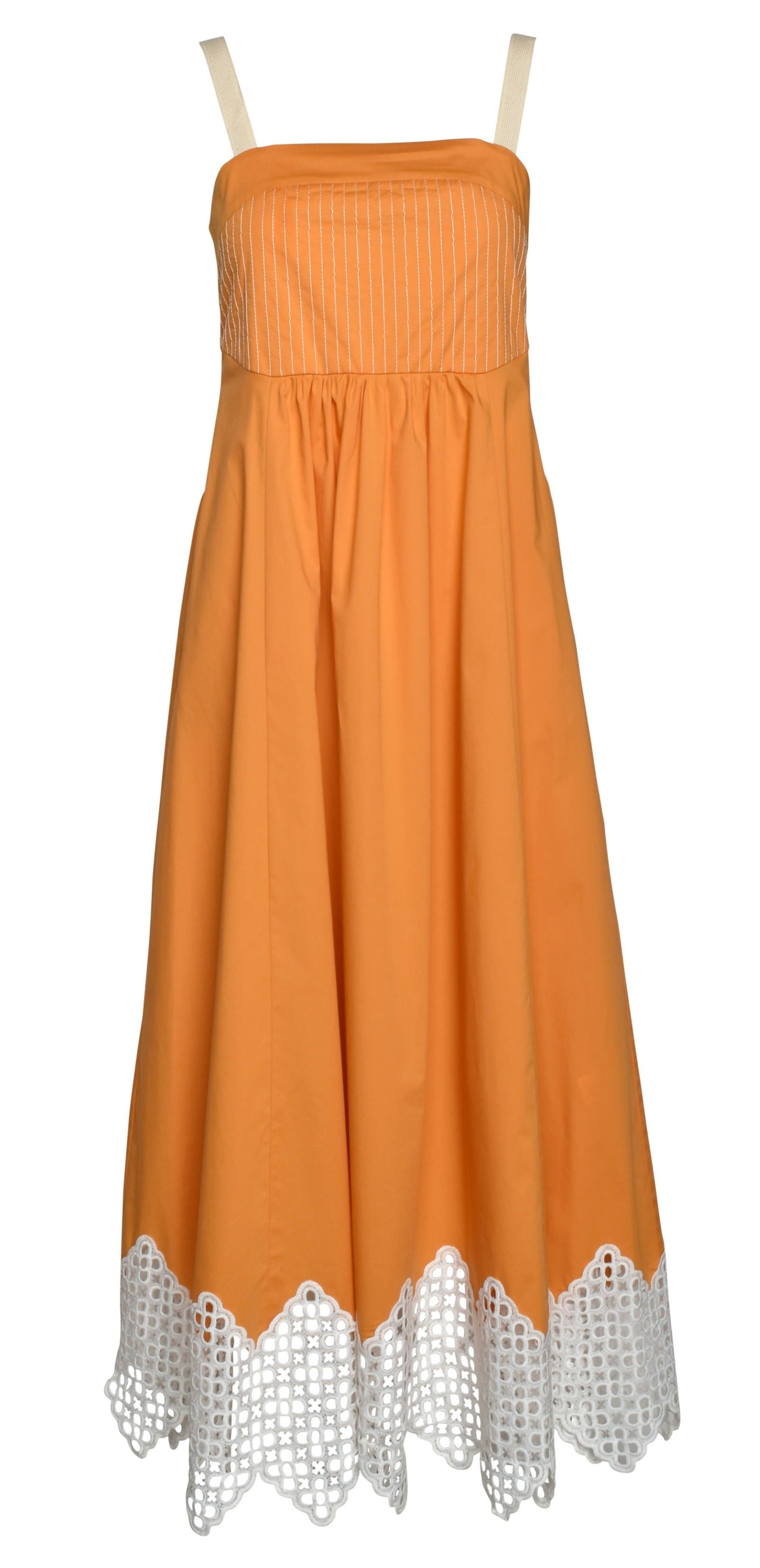 BEATRICE B - Damen Kleid - Abito Orange