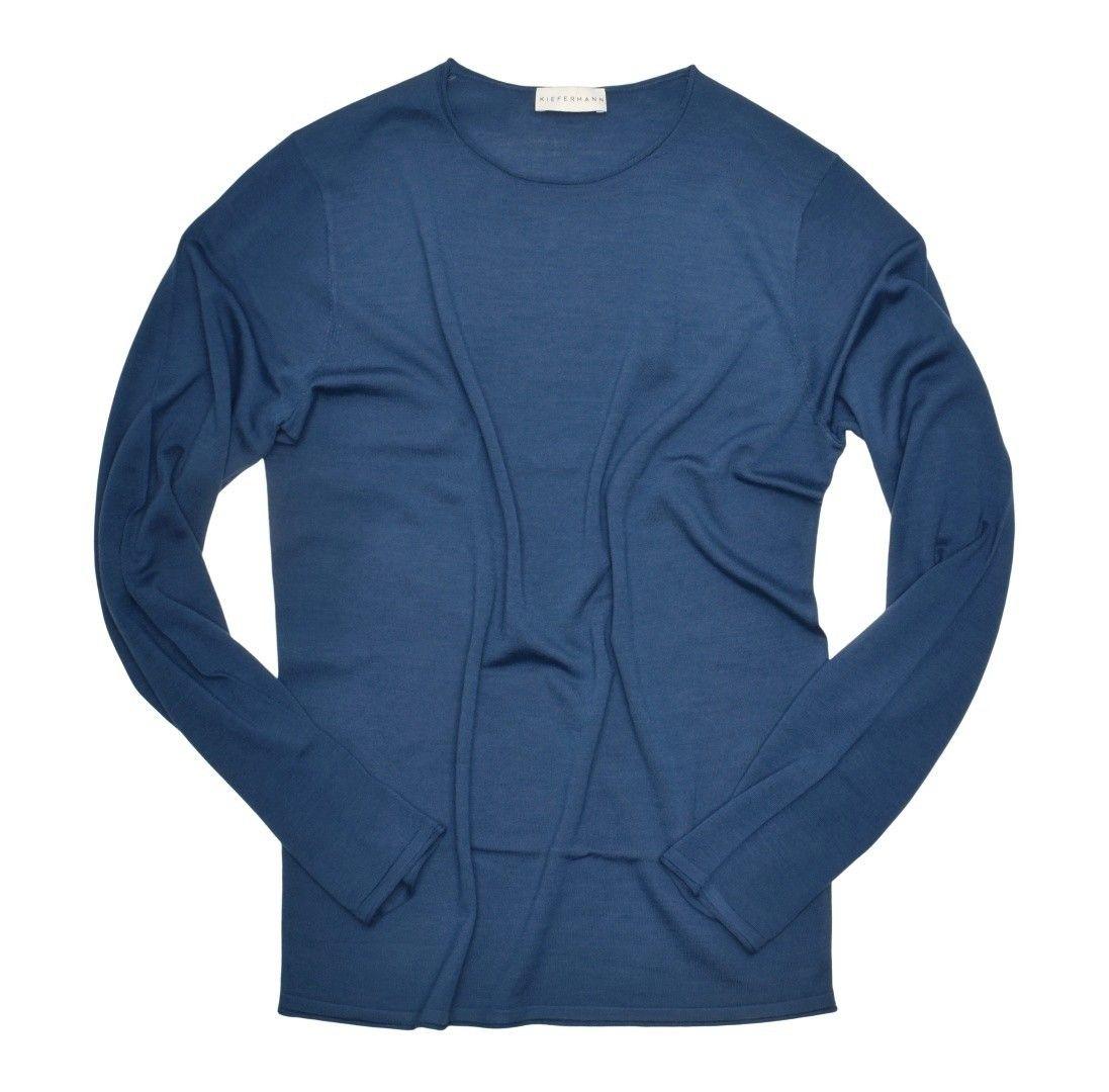KIEFERMANN - Herren Pullover - Benjamin - True Blue