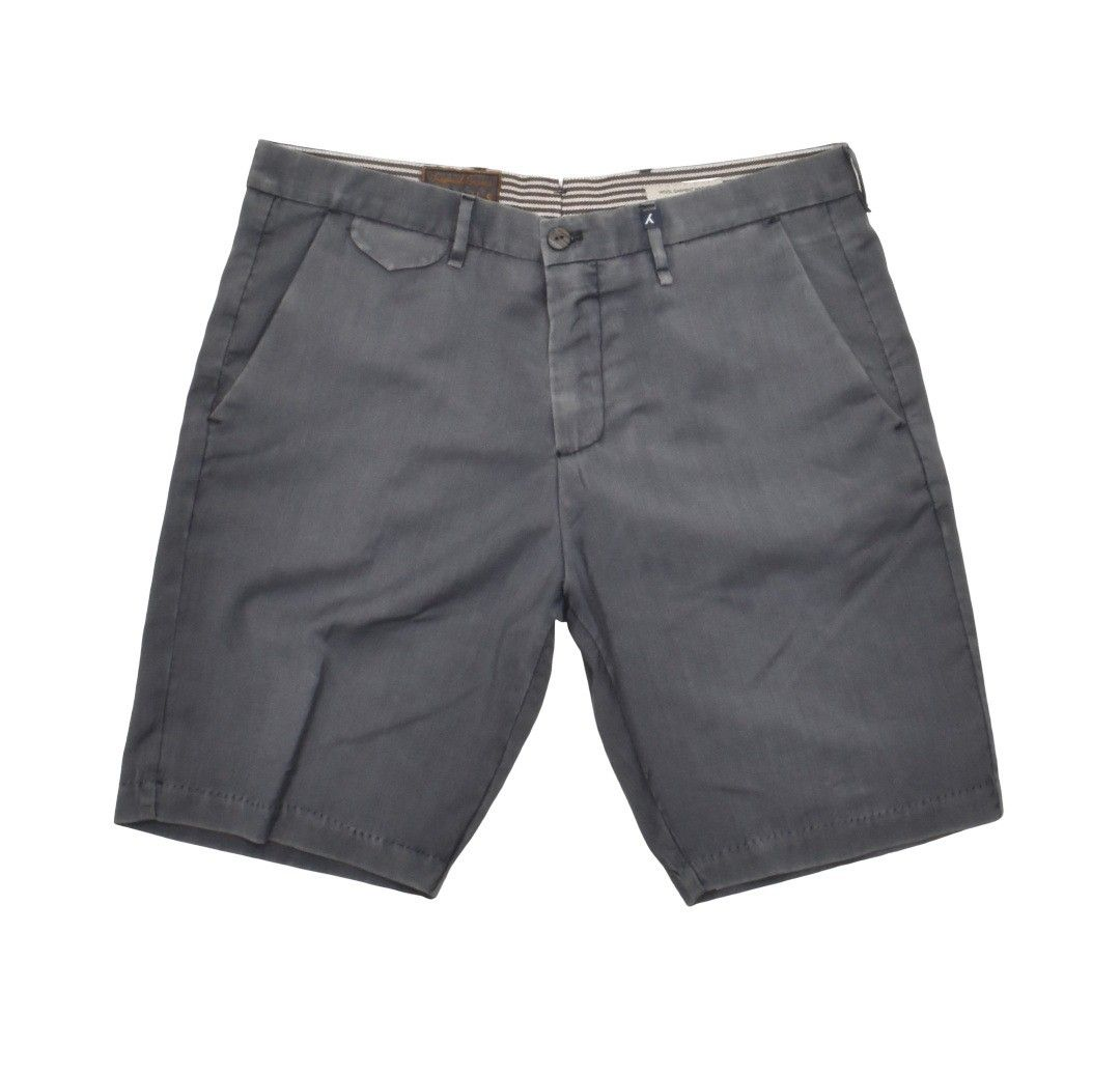 MYTHS - Herren Shorts - Bermuda Pants - Anthra