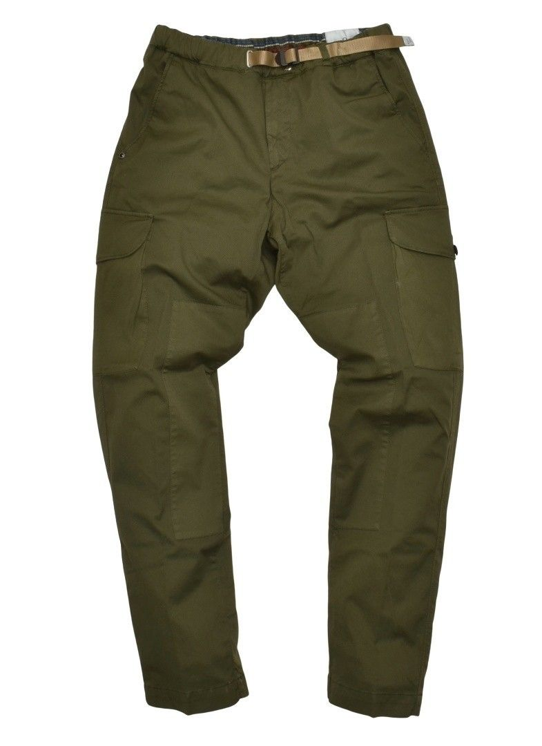 WHITE SAND - Herren Hose - Cargo Trousers - Bruce - Military Green