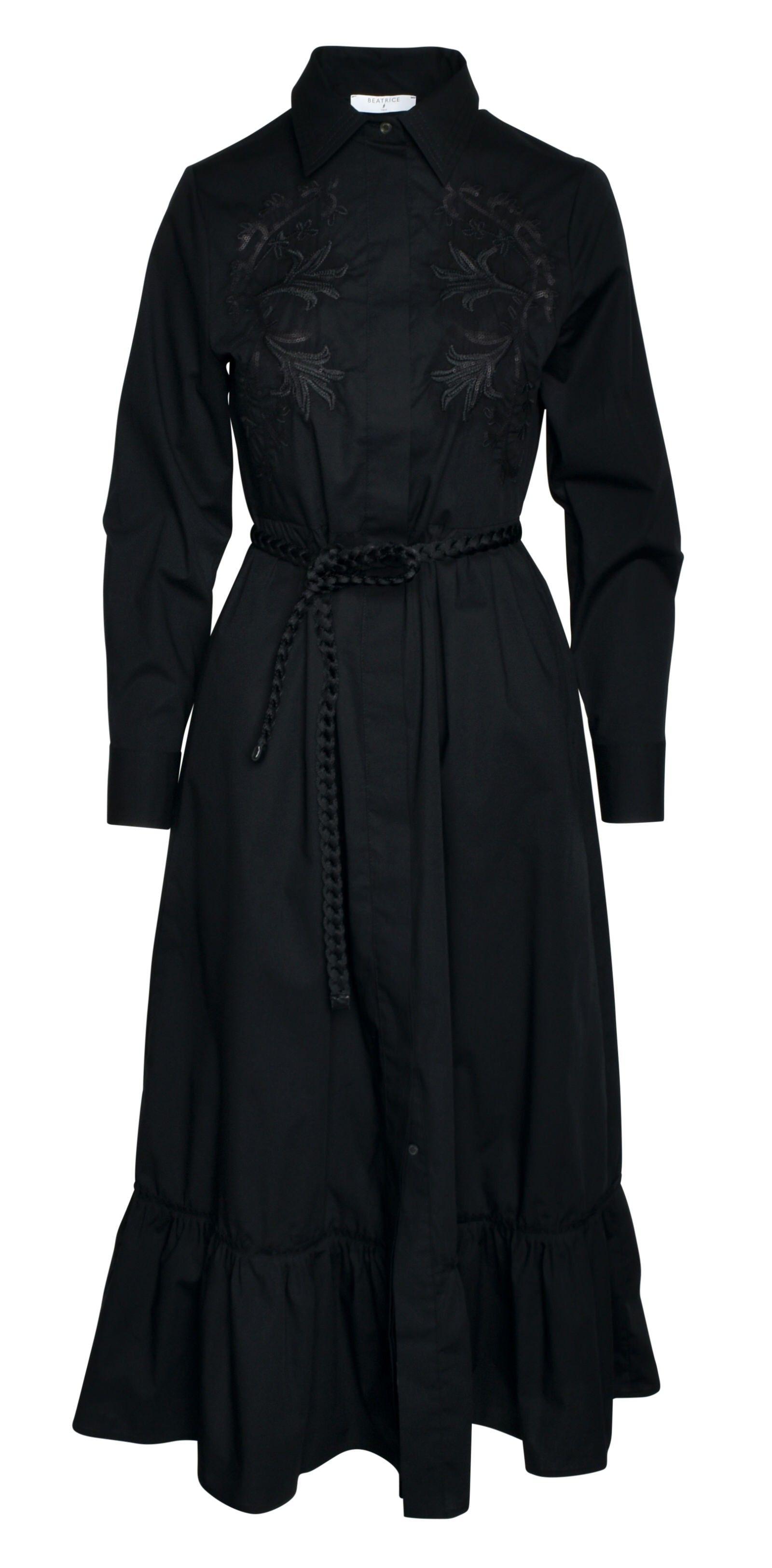 BEATRICE B - Damen Kleid - Abito Black