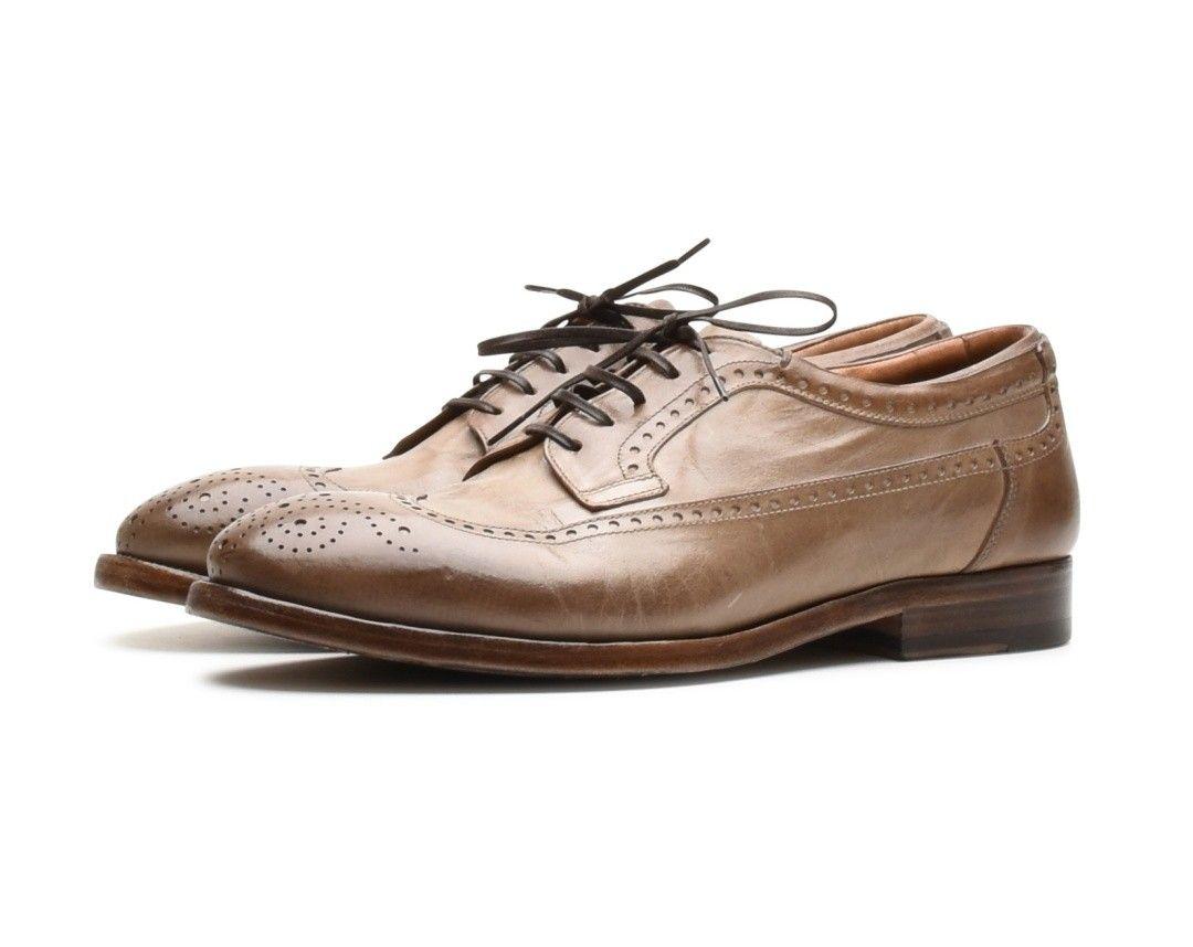SILVANO SASSETTI - Herren Schuhe - 9935 Men's Shoe - Fango - Taupe