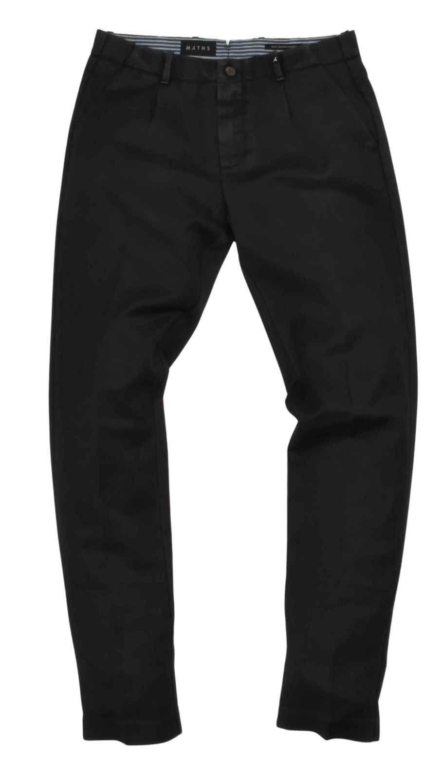 MYTHS - Herren Hose - Pantalone Lungo - Faded Black