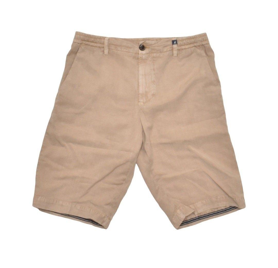 MYTHS - Herren Shorts - Bermuda Pants - Camel