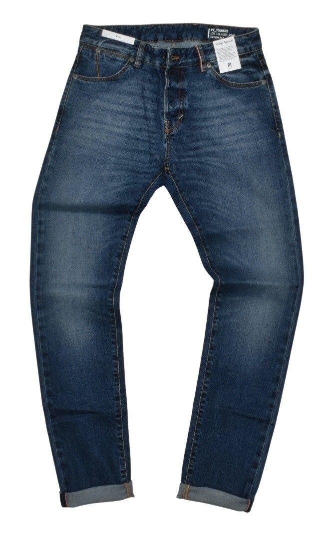PT TORINO - Herren Jeans - Denim Soul - Washed Blue