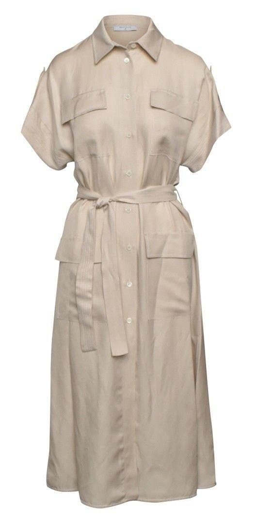 BEATRICE B - Damen Kleid - Dress - Beige
