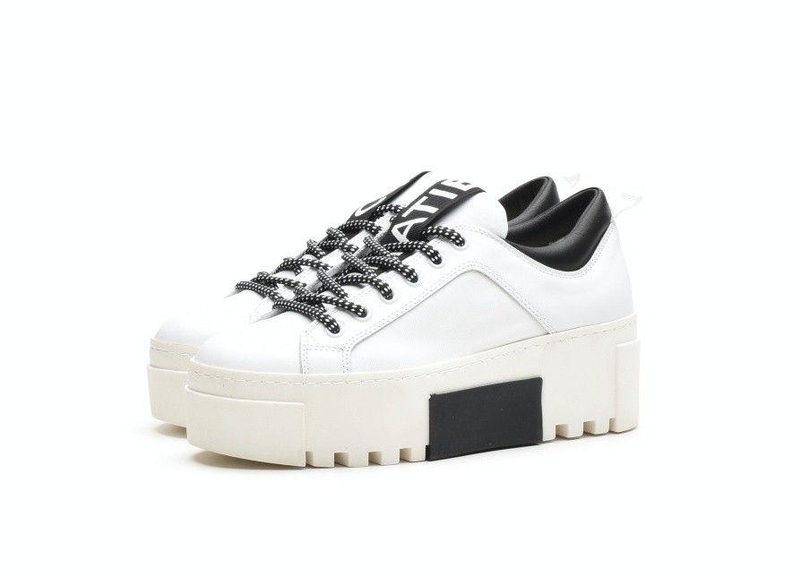VIC MATIÉ - Damen Sneaker - Scarpa Sto Tole Vel - White