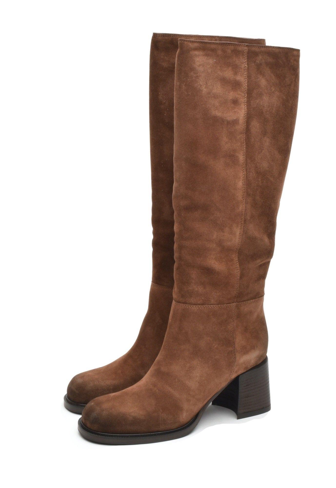 VIC MATIÉ - Damen Schuhe - Stivale Sensory - Brown