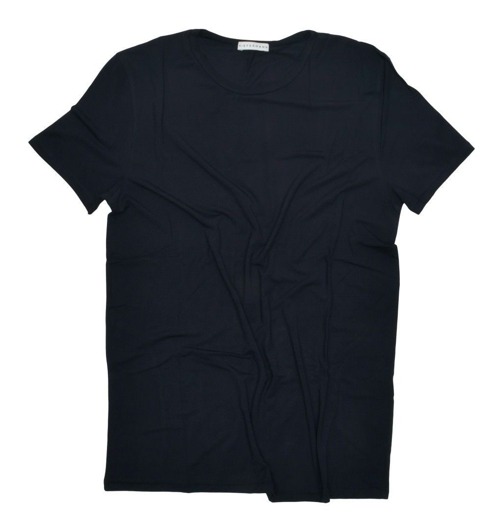 KIEFERMANN - Herren T-Shirt - Damian - Dark Navy