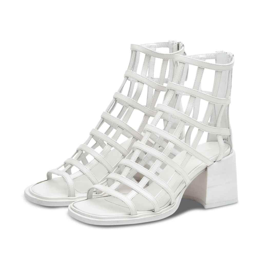 VIC MATIÉ - Damen Sandale - Sandalo Gangee Ice