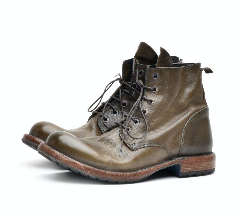 MOMA - Herren Schuh - Tronchetto Uomo - Old Trafford