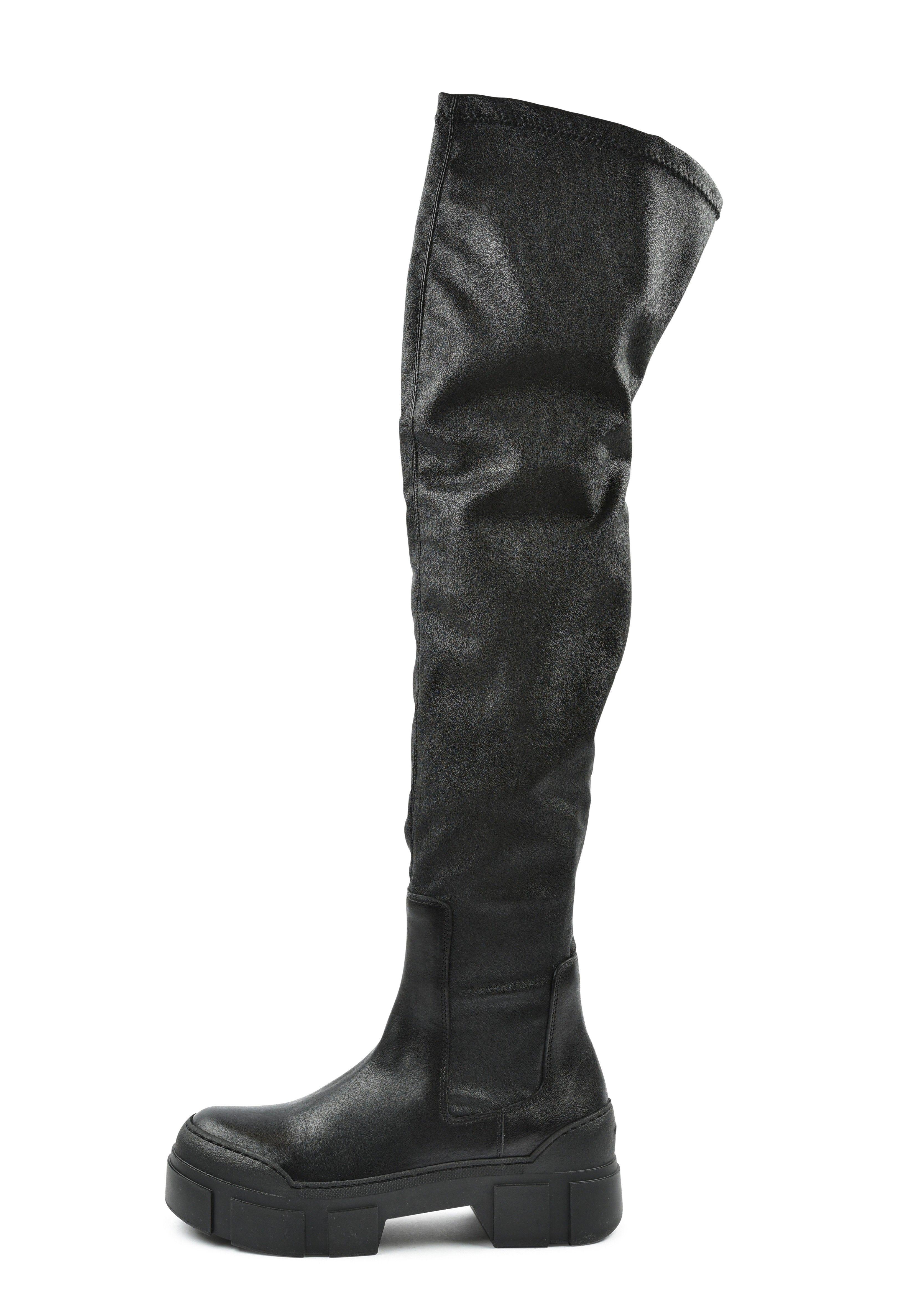 VIC MATIE - Damen Stiefel - Stivale Hyden - Davidson - Black