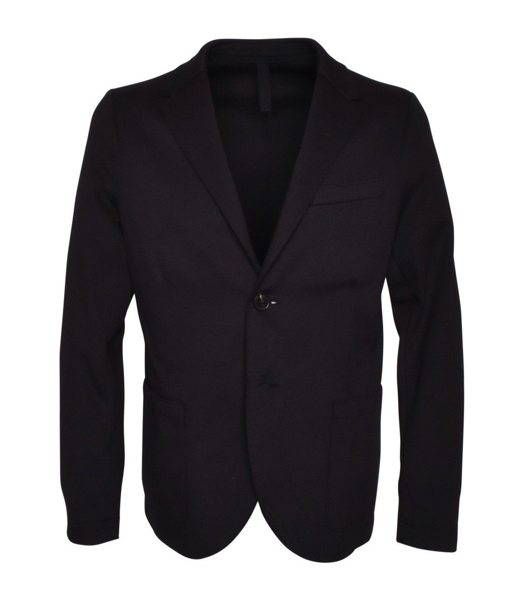 HARRIS WHARF LONDON - Herren Blazer - Men 2B. Blazer - Black