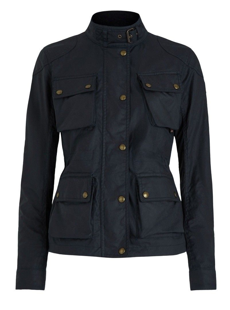BELSTAFF - Damen Jacke - Fieldmaster Jacket - Dark Navy
