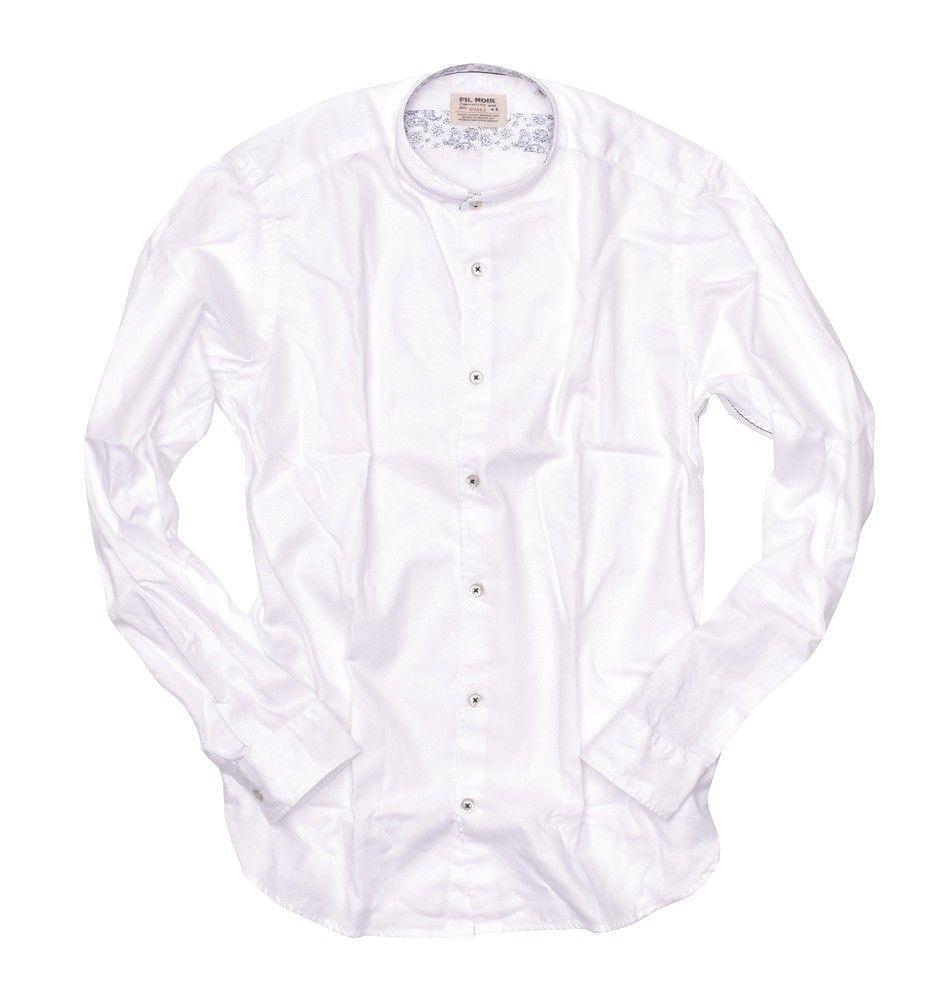FIL NOIR - Herren Hemd - Lario - Shaped Fit - White
