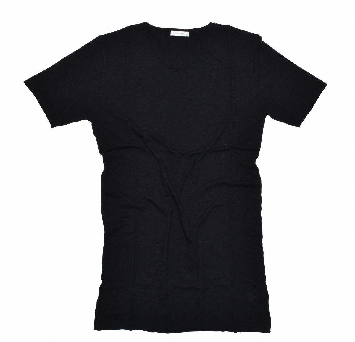 KIEFERMANN - Herren T-Shirt Eddie - Black