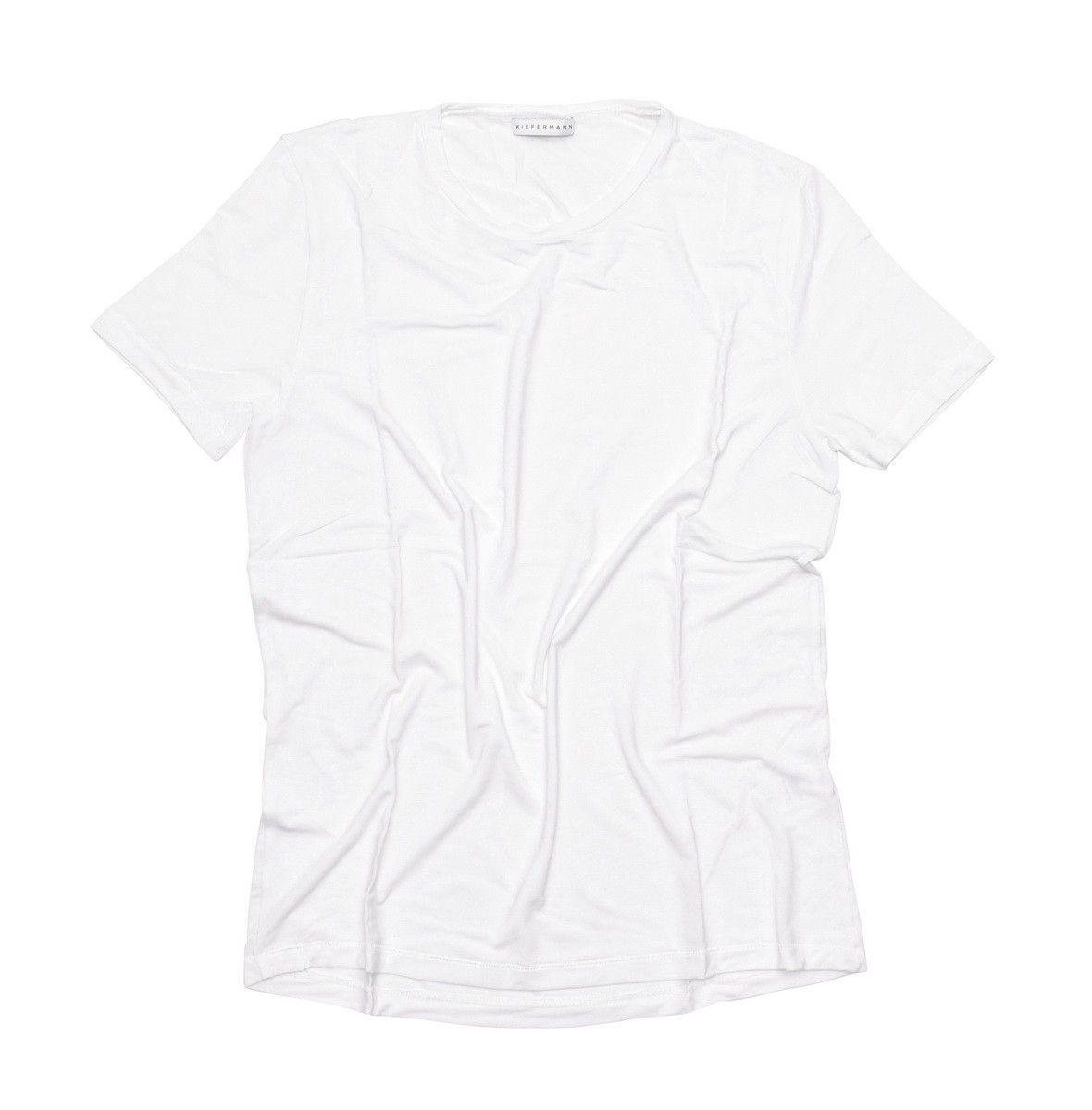 KIEFERMANN - Herren T-Shirt - Damian - White