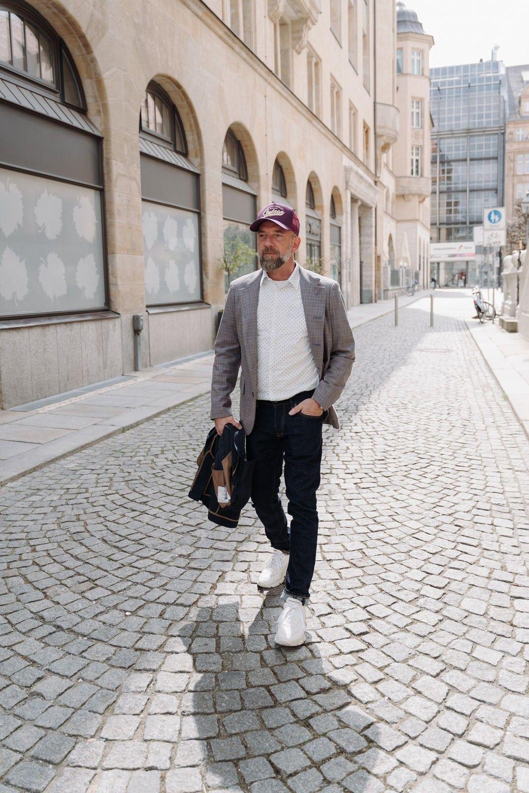 THE.NIM - Herren Jeans - Dylan Man Jeans Slim Fit - Rinse