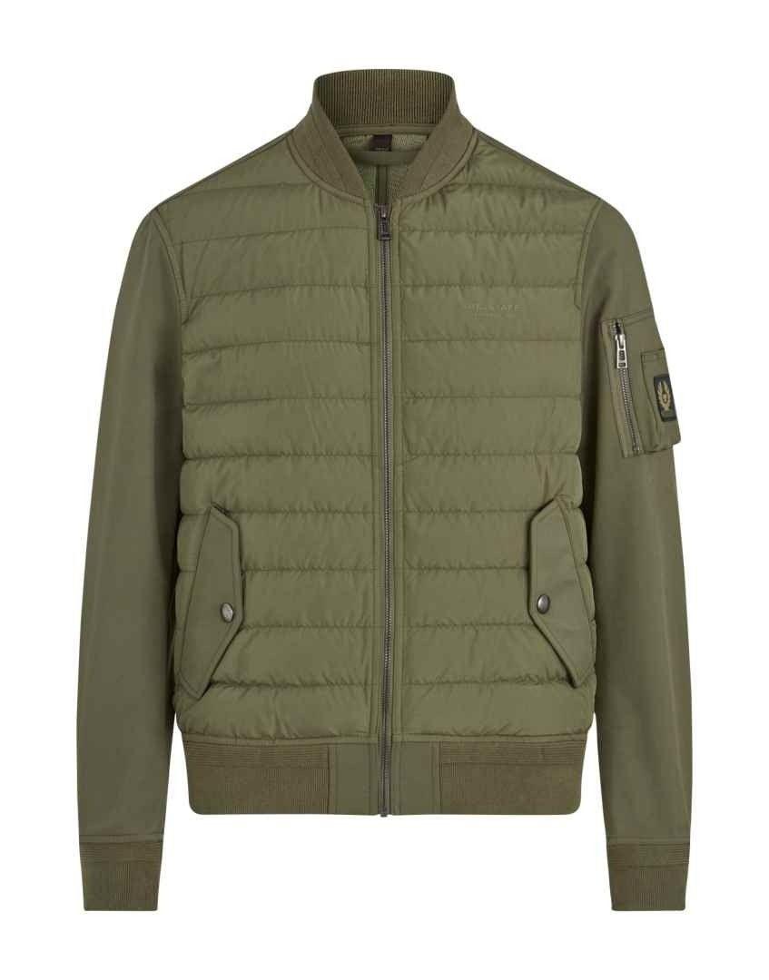BELSTAFF - Herren Jacke - Mantle Jacket - Scout Green