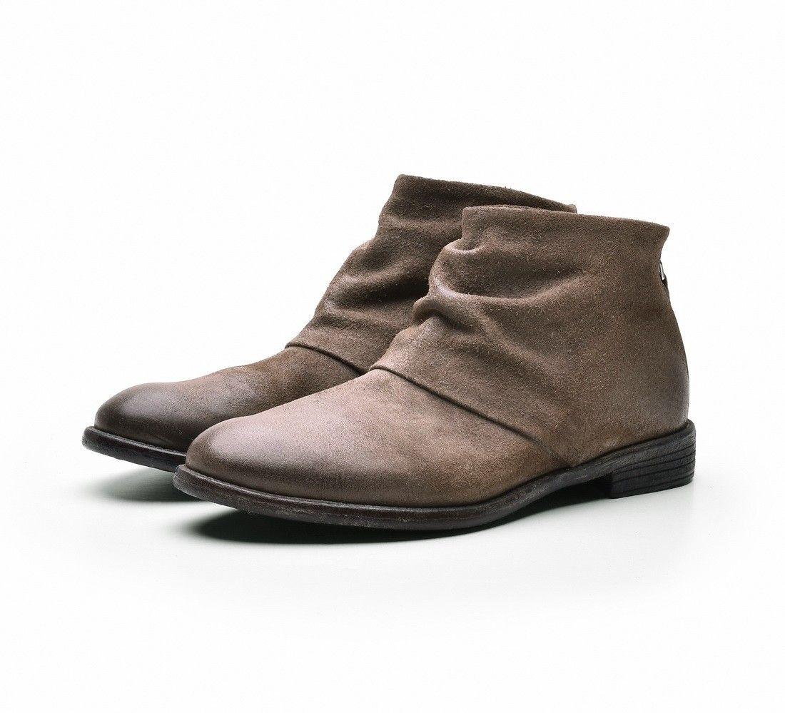 MOMA - Damen Schuhe - Beat 42904-2C - Ash