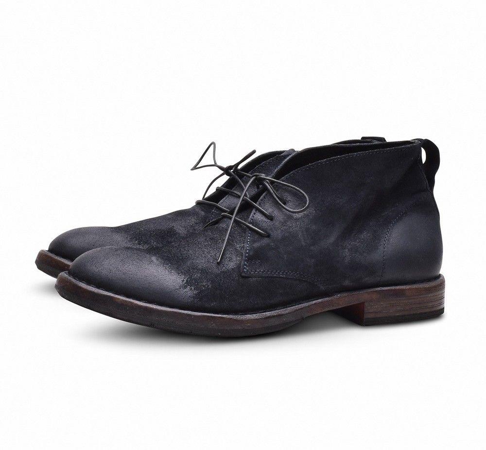 MOMA - Herren Schuhe - Polacco Uomo Beat - Blue