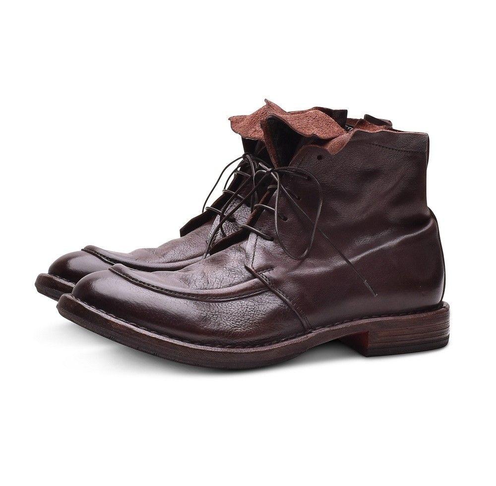 MOMA - Herren Schuhe - Tronchetto Uomo Cusna - Ebano