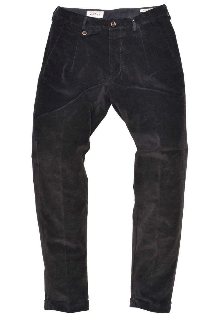 MYTHS - Herren Hose -Pants Long - Anthra