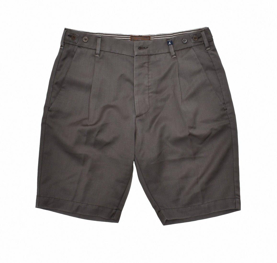 MYTHS - Herren Bermuda Short - Mud