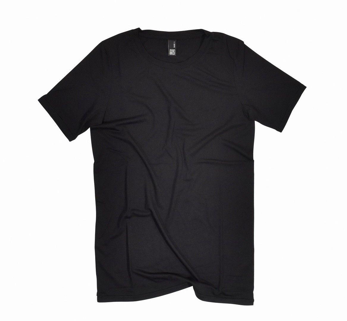 NEBO - Herren T-Shirt - Joe - Black