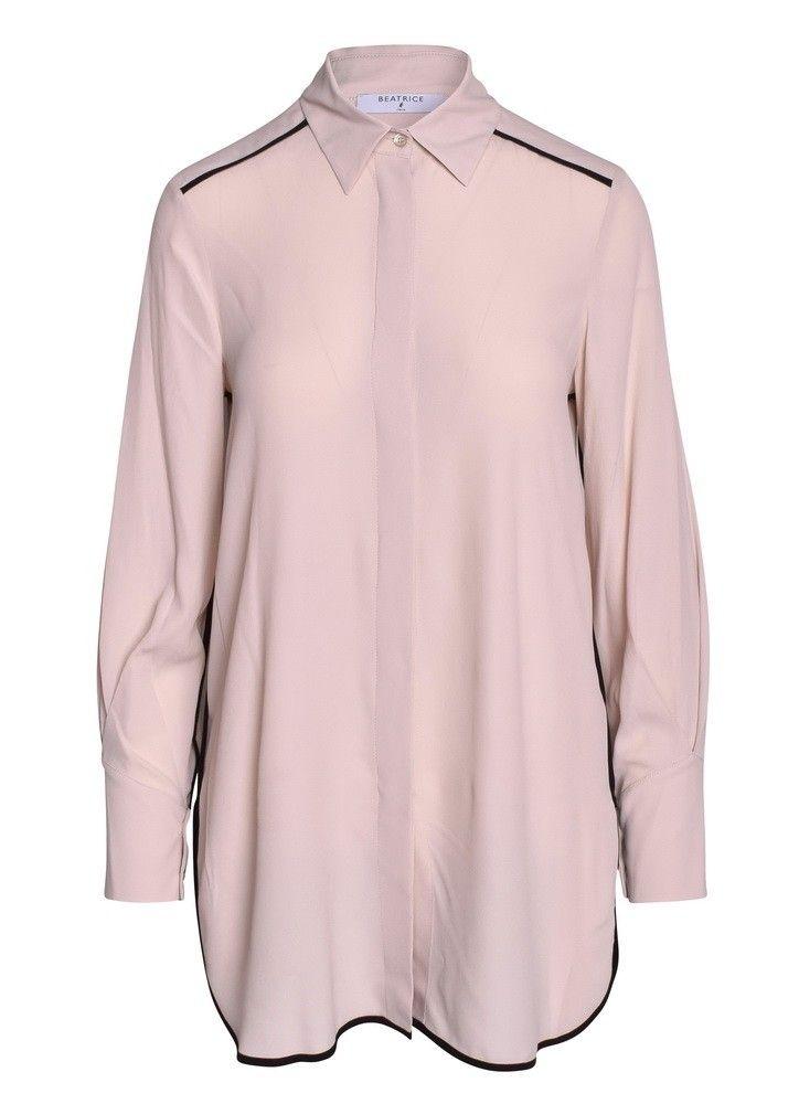 BEATRICE.B - Damen Bluse - Camicia - Eierschale