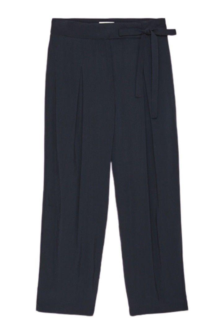 OTTOD`AME - Damen Hose - Pantalone - Blu