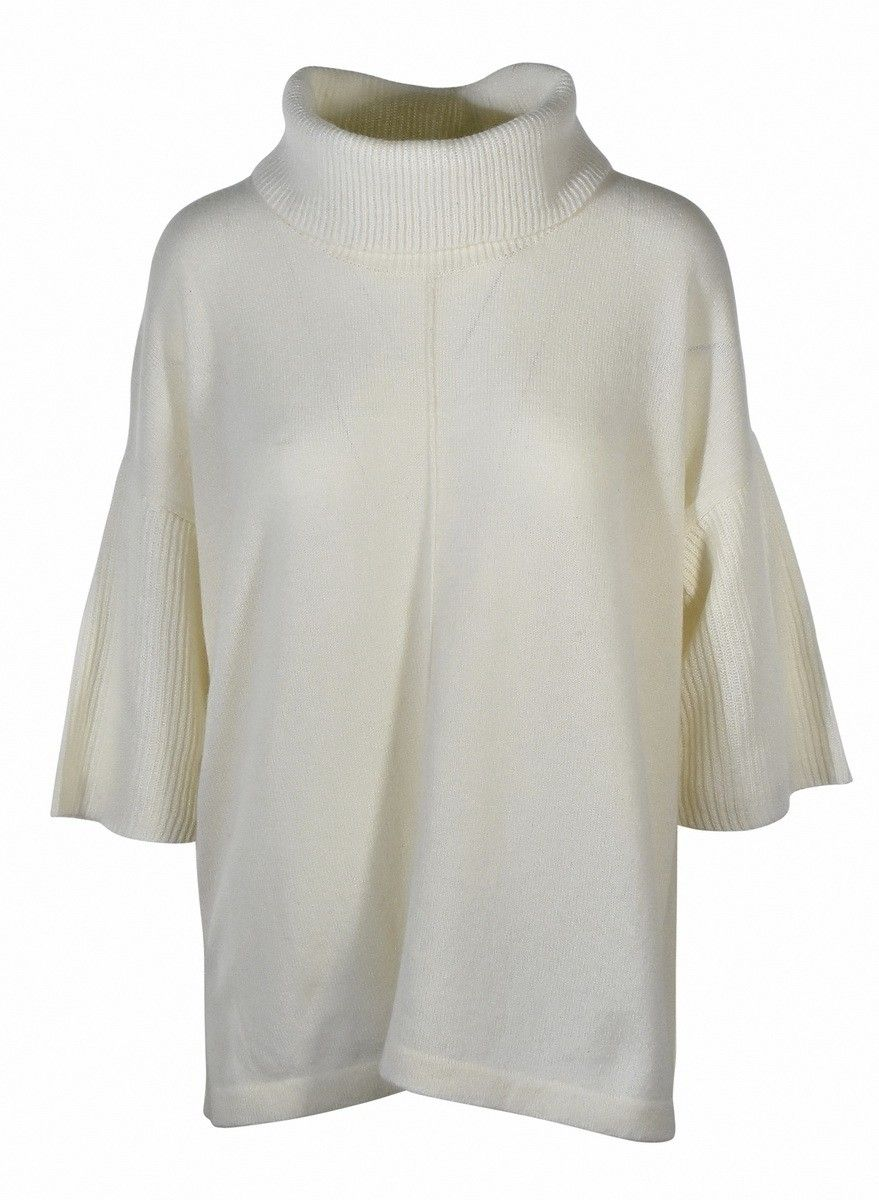 PRINCESS GOES HOLLYWOOD - Rollkragen - Pullover Special Cashmere - Off White