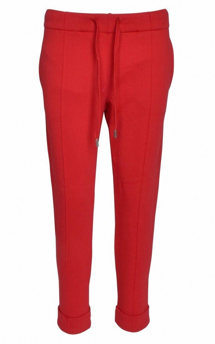 ROQA - Damen Sweathose - Jogger - Red