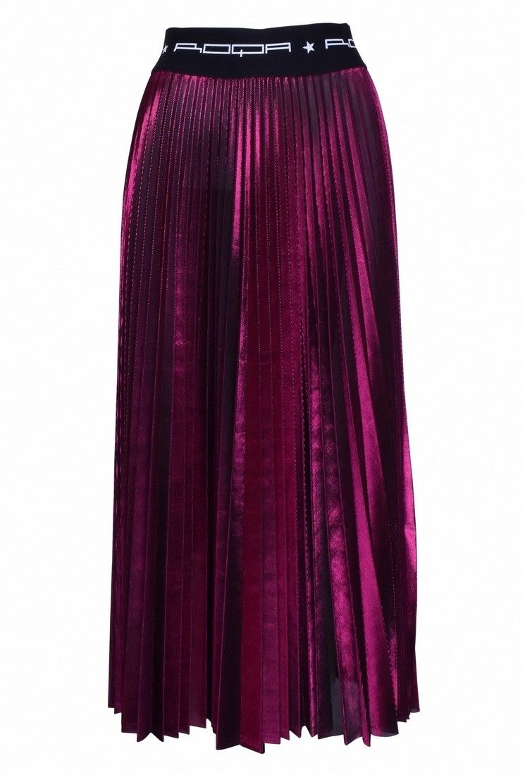 ROQA - Damen Rock - Skirt - Fuchsia