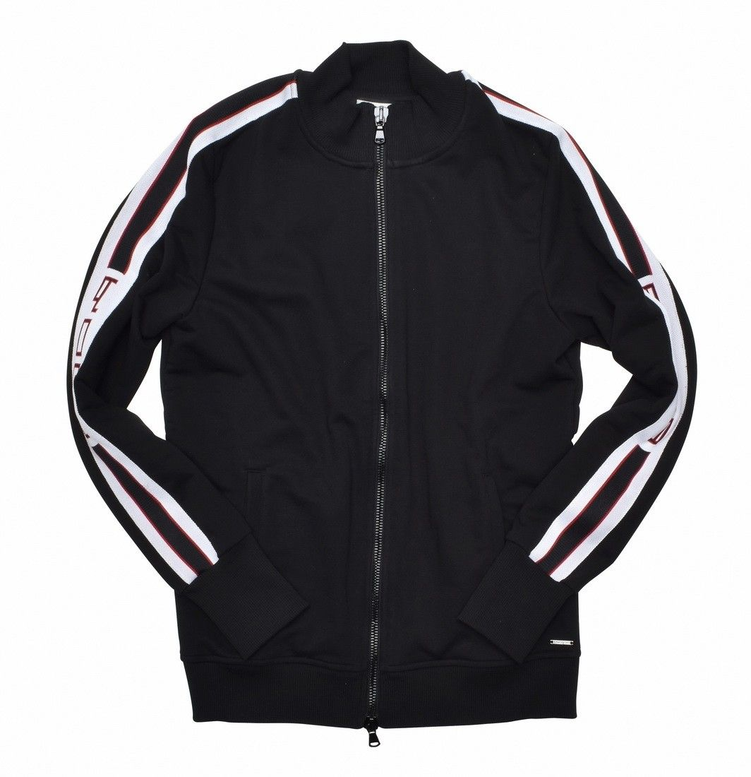 ROQA - Herren Sweat Jacket - Black