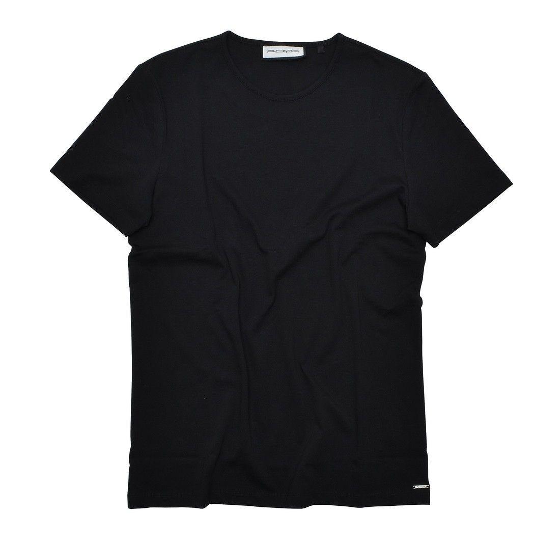 ROQA - Herren T-Shirt - Black