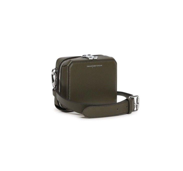 SMAAK AMSTERDAM - Damen Tasche Cooper - Army Green