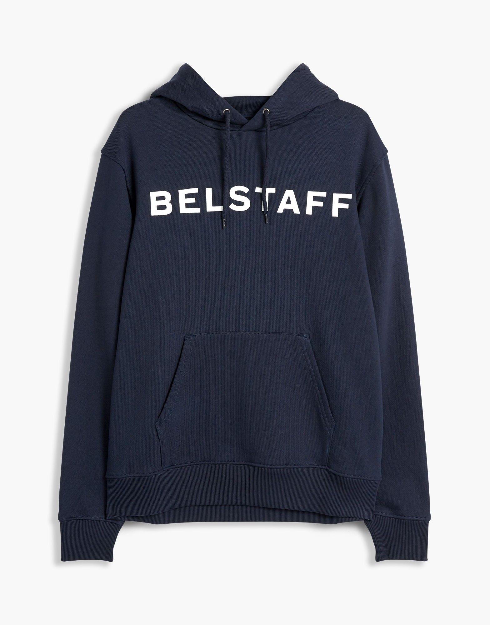 BELSTAFF - Herren Hoodie - Marfield BXS - Navy