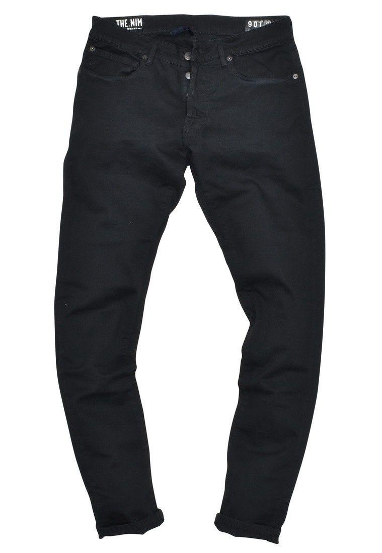 THE NIM - Herren Jeans - Dylan Slim Fit - Faded Coal