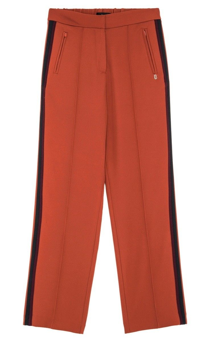 OTTOD'AME - Damen Hose - Pantalone - Henne