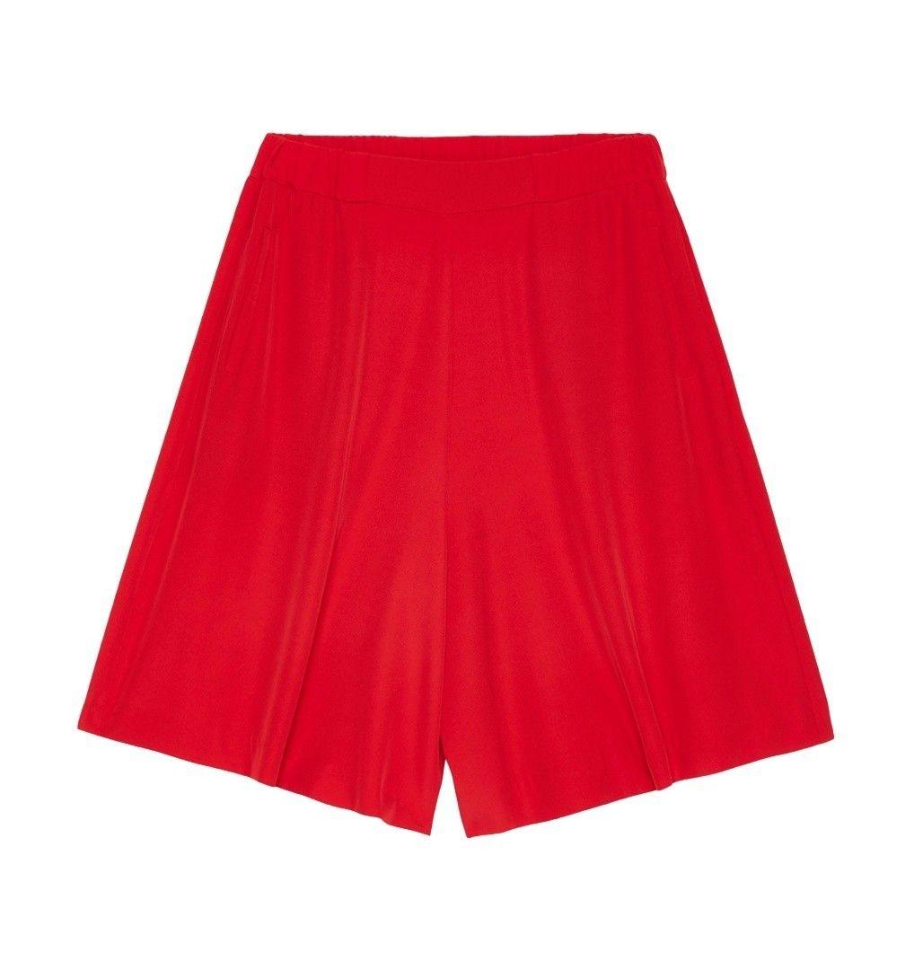 OTTOD´AME - Damen Bermuda Shorts - Pantalone - Rosso