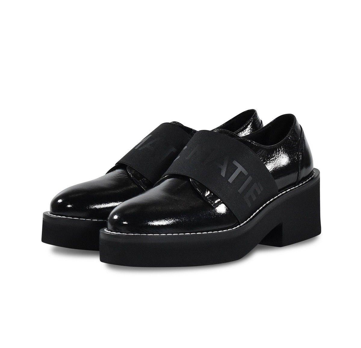 VIC MATIE - Damen Schuhe - Scarpa Gloss - Nero