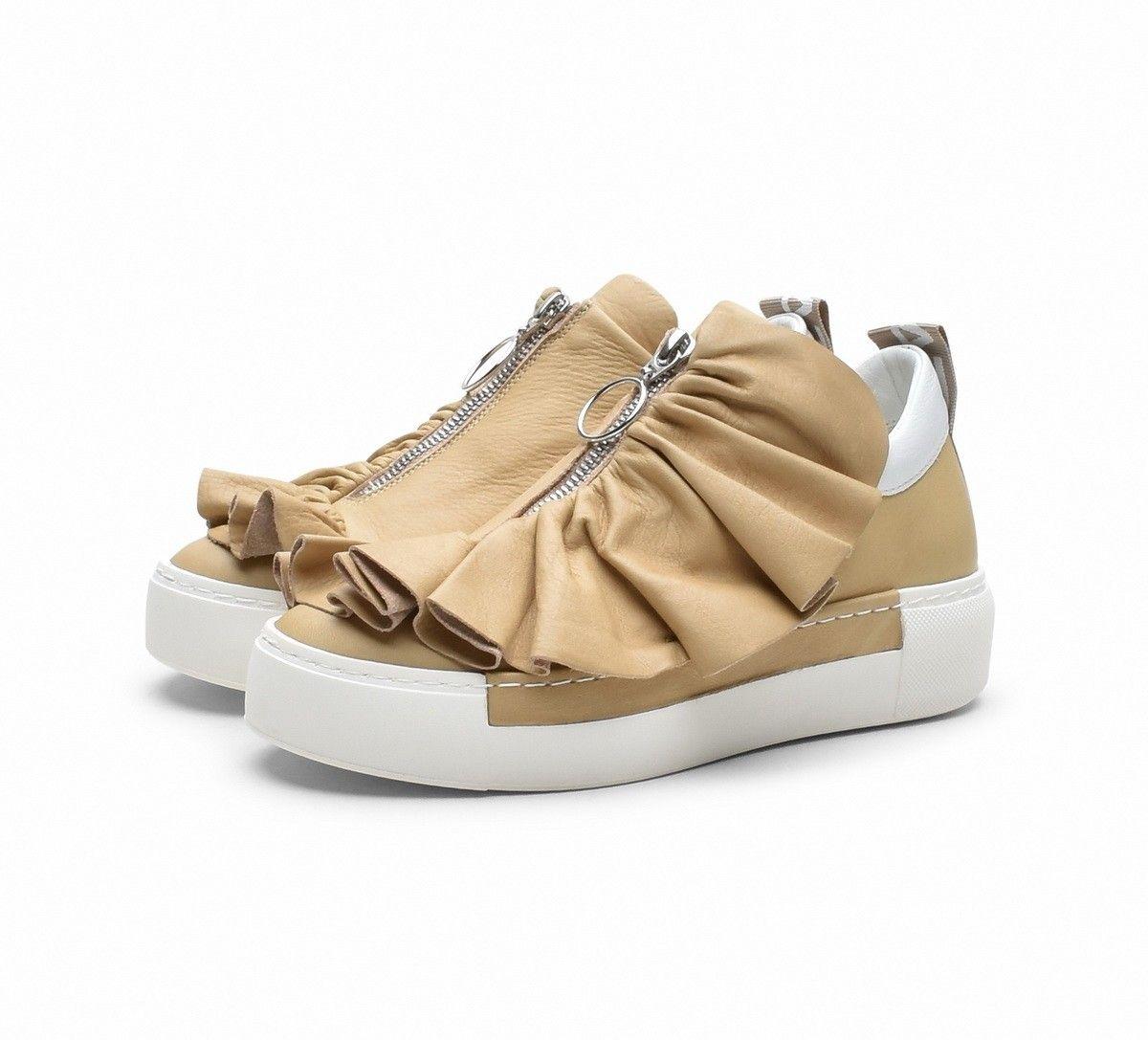 VIC MATIE - Damen Sneaker - Scarpa Velvet - Gomma