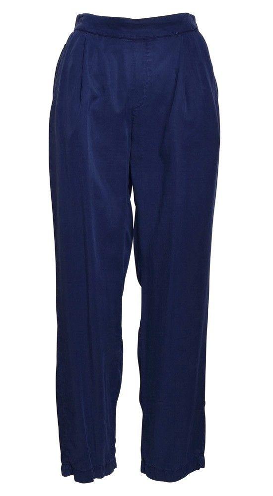 WOOLRICH - Damen Hose - Fluid Pant - Farmer Blue