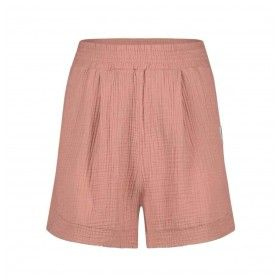 PENN&INK N.Y - Damen Shorts -Terracotta