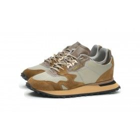 MOMA - Damen Sneaker - Allacciata Donna Crafts Running - Forest