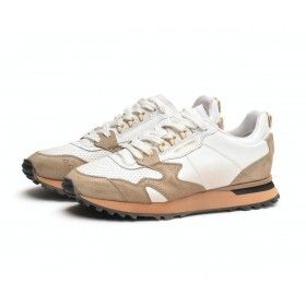 MOMA - Herren Sneaker - Crafts Running - White