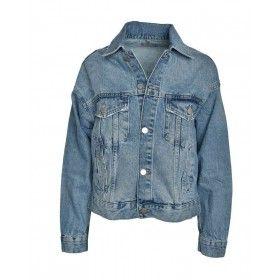 DL1961 - Damen Jacke - Eden Jacket - Seaglass Vintage