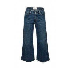 THE.NIM - Damen Jeans - Debbie Palazzo Fit - Medium Blue