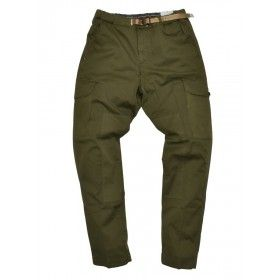 WHITE SAND - Herren Hose - Cargo Trousers - Bruce - Military Green